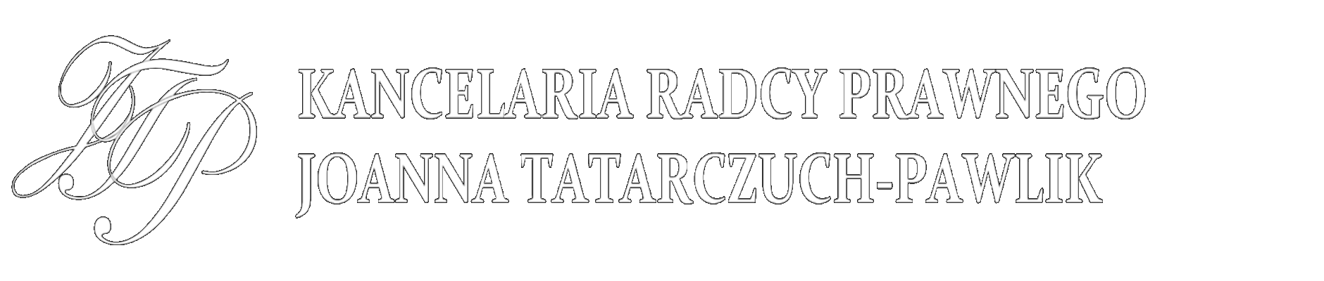 KANCELARIA RADCY PRAWNEGO JOANNA TATARCZUCH-PAWLIK